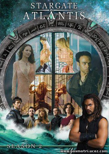 Звездные врата: Атлантида (2004–2009) / Stargate: Atlantis / 2 сезон (сериал)